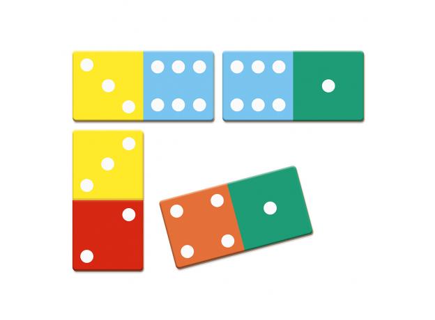 Настольная игра домино Janod «Веселые животные», фото , изображение 4