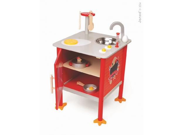 """J06545 Игровой набор, маленькая кухня """"Курочка"""", фото , изображение 4"""