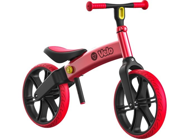 YVolution Беговел Velo Balance красный 101051, фото