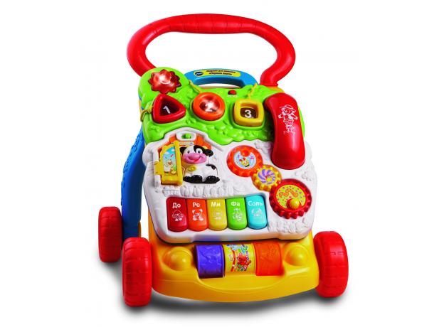 VTECH Ходунки для малыша «Первые шаги» 80-077026, фото