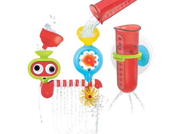 """Игрушка водная """"Забавная лаборатория""""; красная, фото"""