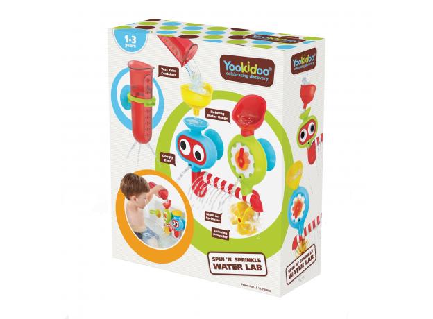 """Игрушка водная """"Забавная лаборатория""""; красная, фото , изображение 4"""