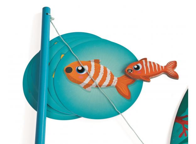 Настольная магнитная игра Janod «Рыбалка», фото , изображение 2
