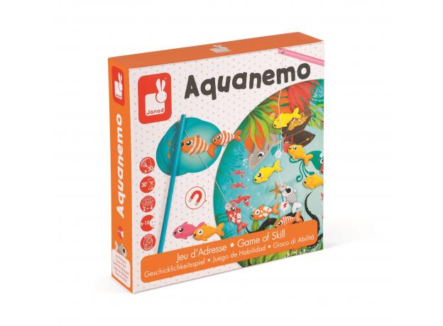 Настольная магнитная игра Janod «Рыбалка», фото , изображение 7