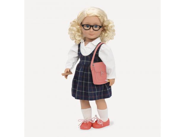 Комплект одежды для куклы Our Generation ДеЛюкс для школьницы, фото , изображение 3