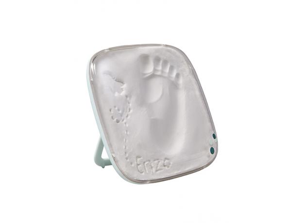Коробочка для создания отпечатка Baby Art «Hello Baby» белая, фото , изображение 4