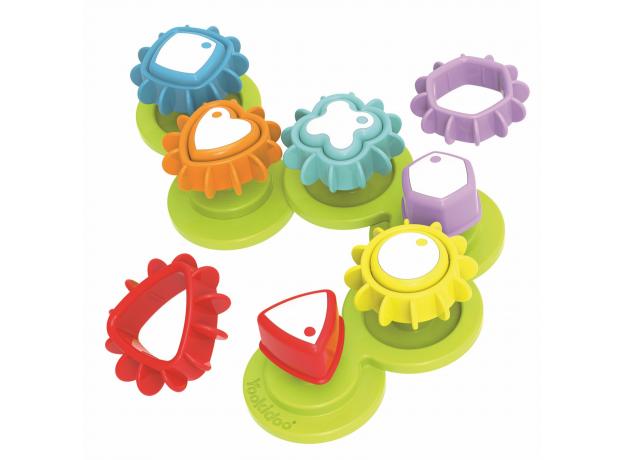 Развивающая игрушка сортер Yookidoo «Формы и цвета», фото , изображение 2