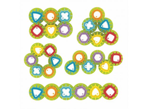 Развивающая игрушка сортер Yookidoo «Формы и цвета», фото , изображение 4