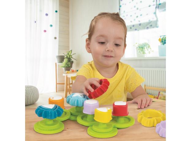 Развивающая игрушка сортер Yookidoo «Формы и цвета», фото