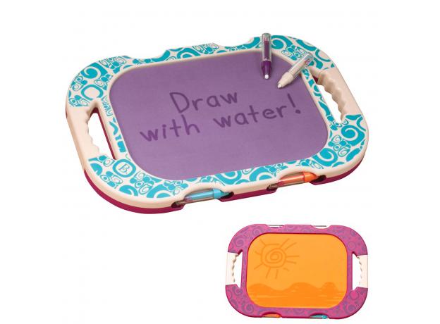 Доска для рисования водой Battat «Рисуем водой», фото , изображение 2