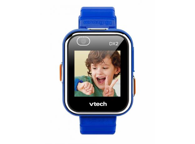VTECH Детские наручные часы Kidizoom SmartWatch DX2, синего цвета 80-193803, фото , изображение 2