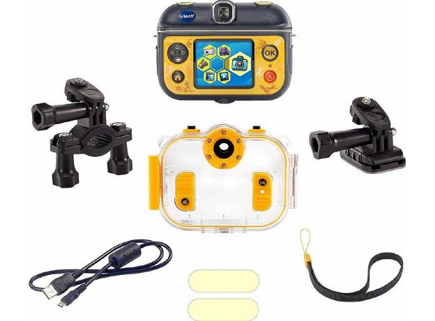 VTECH Цифровая камера Action Cam для детей 80-507003, фото , изображение 2