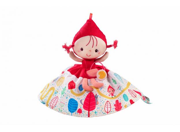 Игрушка-сказка Lilliputiens «Красная Шапочка» двусторонняя, фото