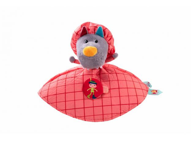 Игрушка-сказка Lilliputiens «Красная Шапочка» двусторонняя, фото , изображение 3