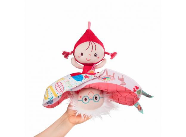 Игрушка-сказка Lilliputiens «Красная Шапочка» двусторонняя, фото , изображение 4
