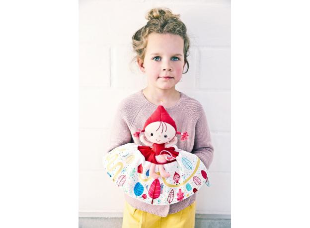 Игрушка-сказка Lilliputiens «Красная Шапочка» двусторонняя, фото , изображение 10