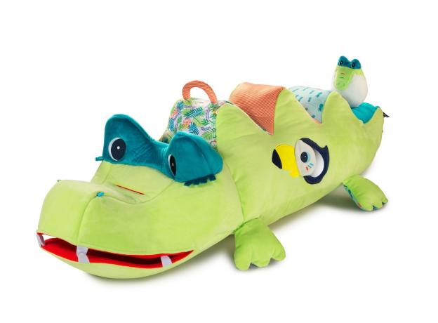 Развивающая игрушка Lilliputiens «Крокодил Анатоль»; большая, фото