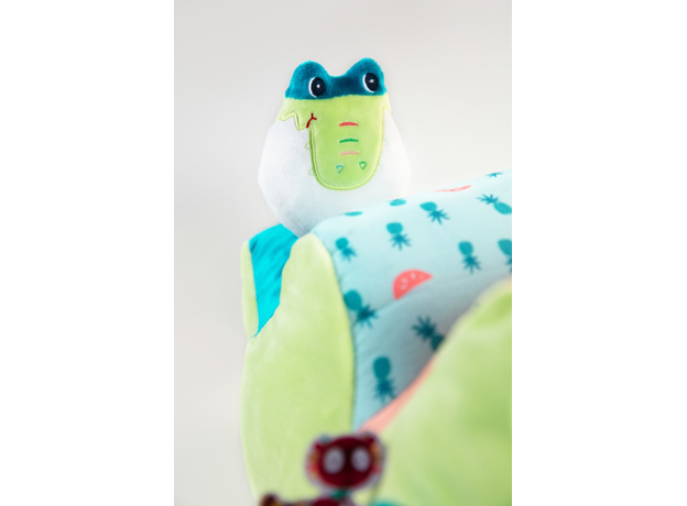 Развивающая игрушка Lilliputiens «Крокодил Анатоль»; большая, фото , изображение 4