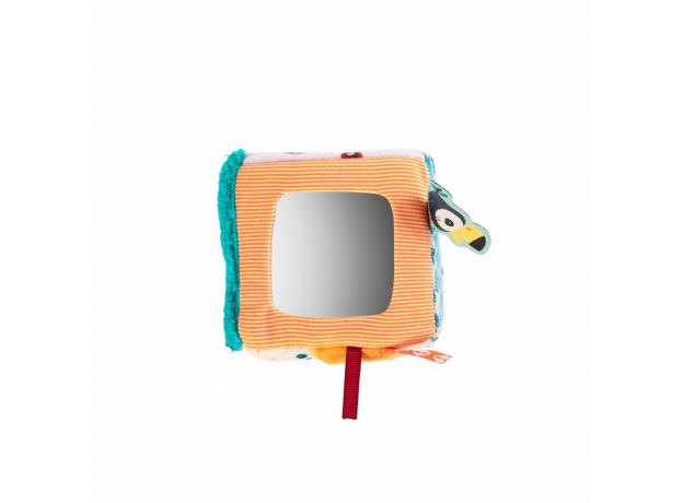 Мини-куб развивающий Lilliputiens «Лев Джек», фото , изображение 3
