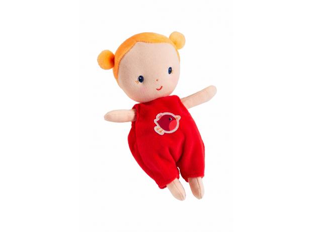 Кукла мягкая в переноске Lilliputiens «Агата», фото , изображение 3