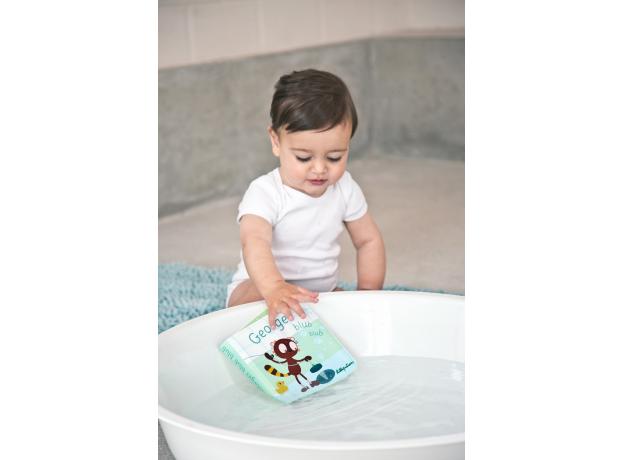 Книжка для ванны Lilliputiens «Лемур Джордж», фото