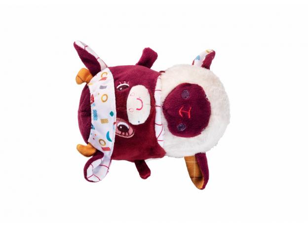 Игрушка двусторонняя Lilliputiens «Корова Розали», фото , изображение 3