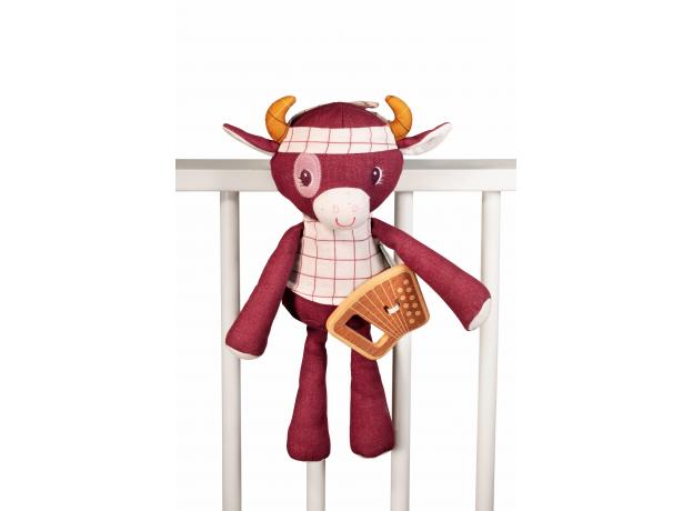 Игрушка музыкальная Lilliputiens «Корова Розали», фото