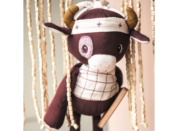 Игрушка музыкальная Lilliputiens «Корова Розали», фото , изображение 2