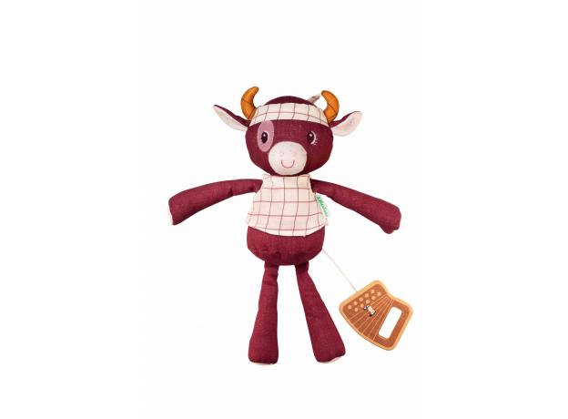 Игрушка музыкальная Lilliputiens «Корова Розали», фото , изображение 4