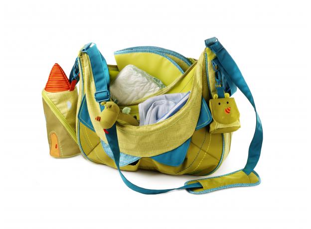 86311 Дракон Уолтер: сумка для мамы на коляску, фото , изображение 5