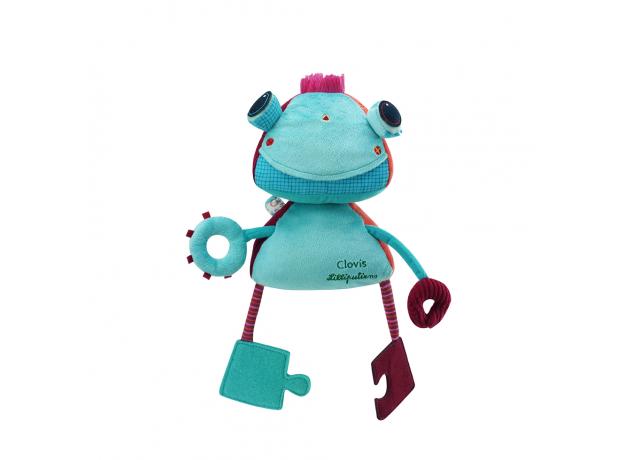 86398 Лягушенок: развивающая игрушка, фото , изображение 3
