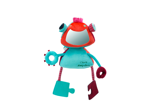 86398 Лягушенок: развивающая игрушка, фото , изображение 5