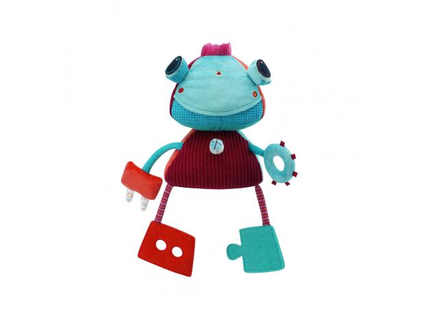 86398 Лягушенок: развивающая игрушка, фото , изображение 7