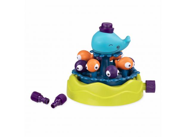 Игрушка «Фонтан-хоровод рыбок», фото