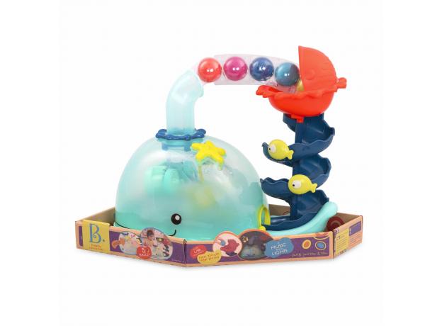Развивающая игрушка Battat «Кит», фото , изображение 2