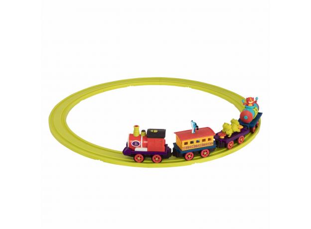 Игровой набор Battat «Поезд с музыкантами», фото , изображение 2