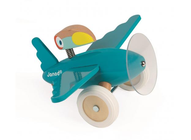 Каталка-самолет для малышей Janod «Диего», фото