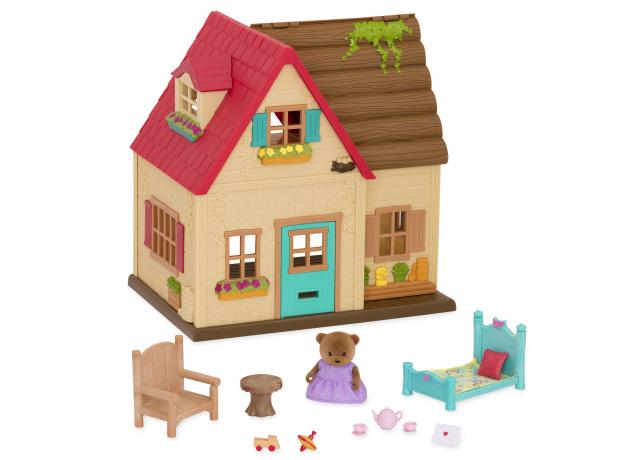 Игровой набор Li'l Woodzeez«Загородный дом», фото