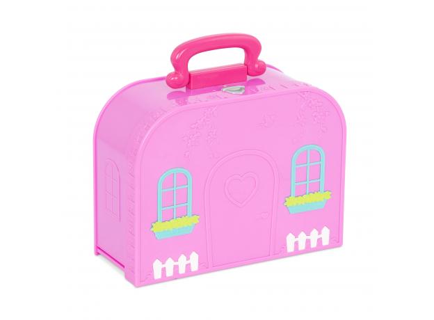 Игровой набор в чемоданчике Li'l Woodzeez «Спальня», фото , изображение 4