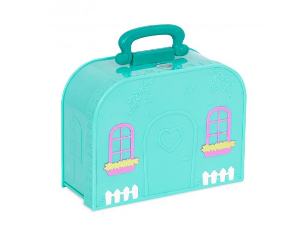 Игровой набор в чемоданчике Li'l Woodzeez «Гостинная», фото , изображение 5