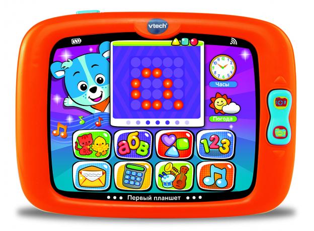 VTECH Первый планшет 80-151426, фото