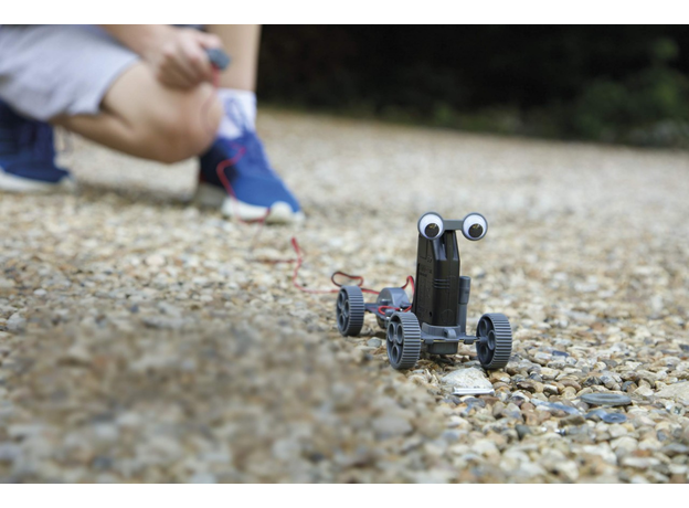 4M 00-03297 Управляемый робот кладоискатель, фото , изображение 7