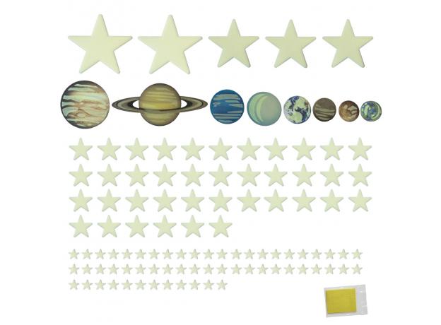 Набор 4M 00-05631 Светящиеся планеты и сверхновые звезды, фото , изображение 7