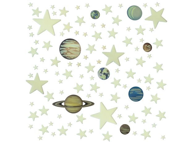 Набор 4M 00-05631 Светящиеся планеты и сверхновые звезды, фото , изображение 5