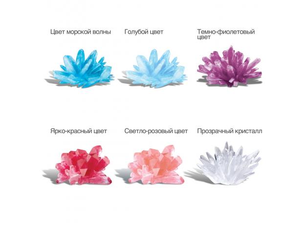 Набор 4M 00-03913 Лаборатория кристаллов. Сделай свой цвет, фото , изображение 2