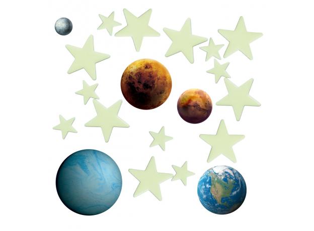 Набор 4M 00-05631 Светящиеся планеты и сверхновые звезды, фото , изображение 2