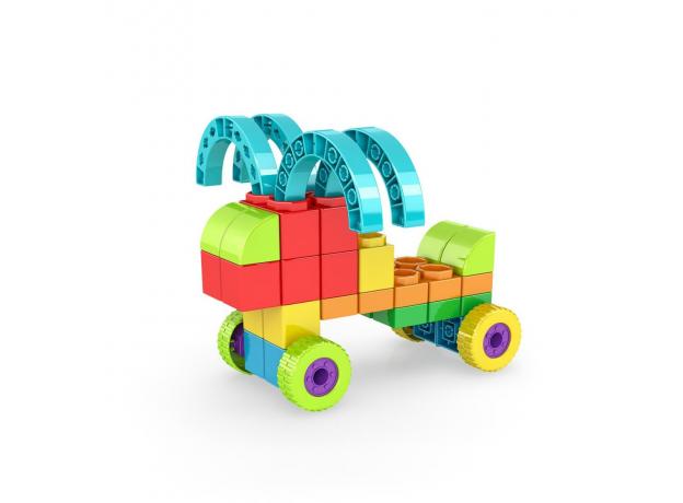 Конструктор: Набор из 8 моделей. Сова, серия QBOIDZ, штрих-код 5291664002812  ст.6, фото , изображение 7