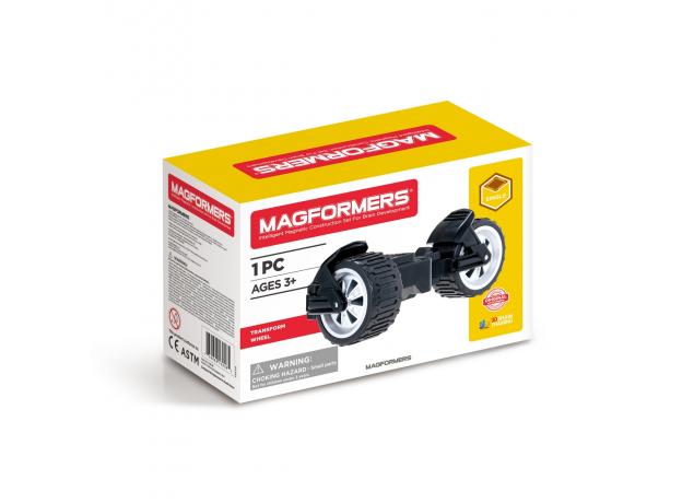 Конструктор MAGFORMERS 713028 Transform wheel Set, фото
