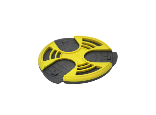Доп. набор CATCHUP TOYS FP-004D-YEL Floopiz Disc (Yellow), фото , изображение 2