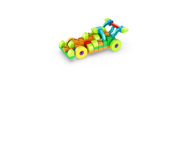 Конструктор: Набор из 20 моделей, серия QBOIDZ, штрих-код 5291664002843  ст.4, фото , изображение 11